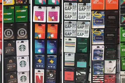 Acheter des cartes cadeaux moins chers