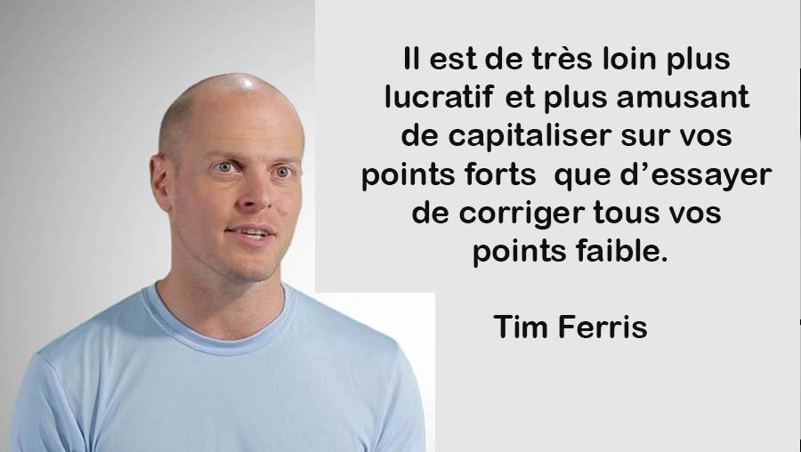 Citation de Tim Ferris