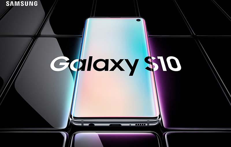 Test du Samsung Galaxy S10