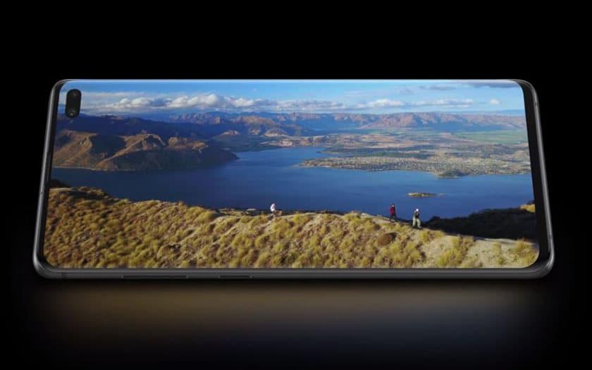 Test du Samsung Galaxy S10 2
